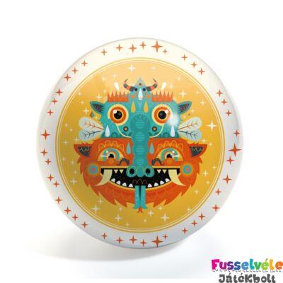 Labda 15 cm-es, Totem (Djeco, 0142, mozgásfejlesztő játék, 3-6 év)