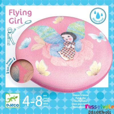 Frizbi - Flying Girl (2035, Djeco ügyességi játék, 3-6 év)
