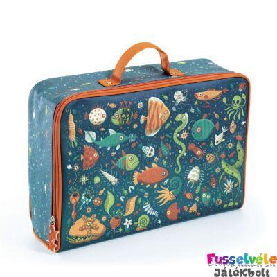 Gyerekbőrönd, Mókás halak (Djeco, 273, ajándéktárgy)