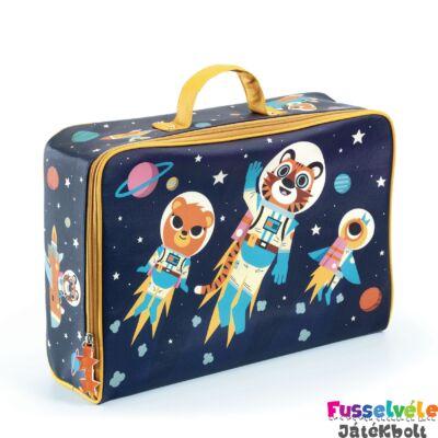 Gyerekbőrönd, Űrben (Djeco, 274, ajándéktárgy)