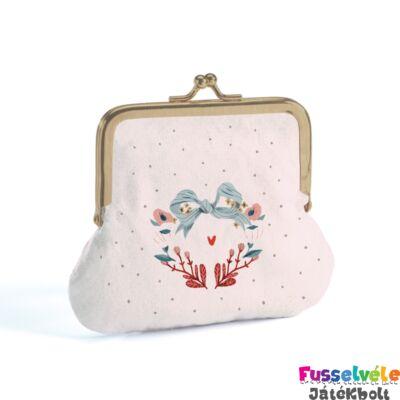 Lovely Purse (Djeco pénztárca, Cats - 3862)