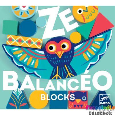 Ze Balanceo, Djeco egyensúlyozós fajáték (3-8 év)