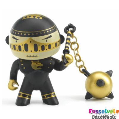 Arty Toys lovag, Aranylovag (Djeco, 6726, játékfigura, 3-10 év)