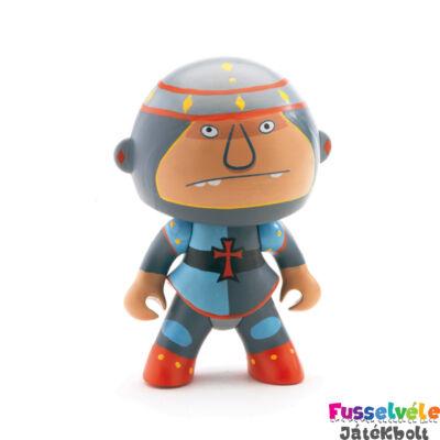 Arty Toys lovag, Baldy (Djeco, 6731, játékfigura, 3-10 év)