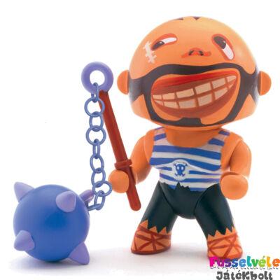 Arty Toys kalóz, Benji (Djeco, 6812, játékfigura, 3-10 év)