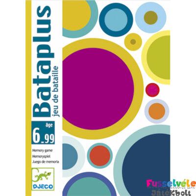 Bataplus (Djeco, 5134, számos kártyajáték, 6-14 év)