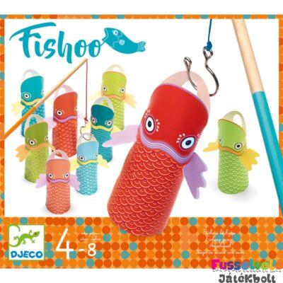 Szülinapi zsúrjáték, Fishoo (Djeco, 2010, halas horgászjáték, 4-8 év)