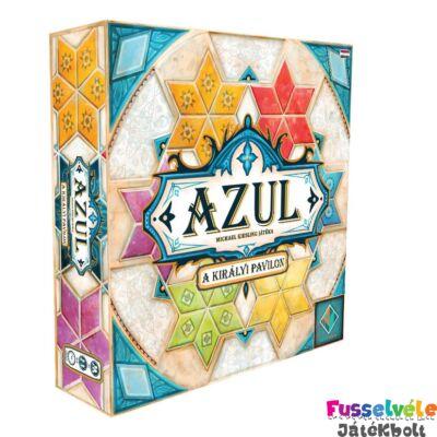 Azul - A királyi palota (absztrakt stratégiai társasjáték, 8-99 év)