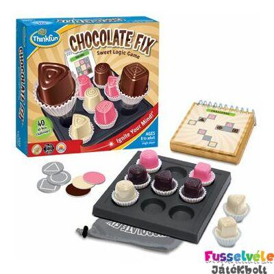 Chocolate Fix - Az édes keserű logika