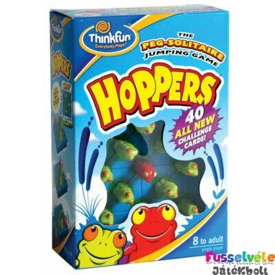Hoppers (Thinkfun, egyszemélyes fejlesztő, 8-99)