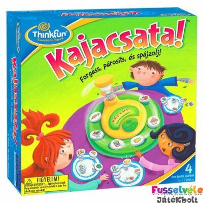 Kajacsata -Snack Attack!