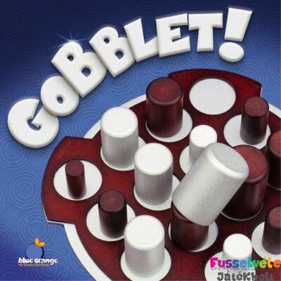 Gobblet (Gigamic, kétszemélyes stratégiai játék fából, 8-99 év)