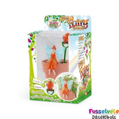 Mini virágcserép (My Fairy Garden, FG214, 4-10 év)