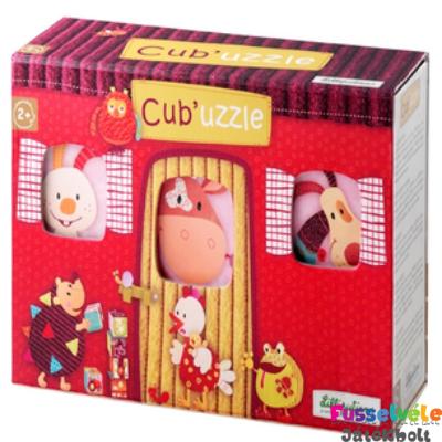 Cub'Uzzle kocka kirakó