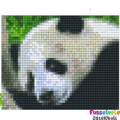 Pixelhobby képkészlet, PANDA (1 alaplapos)