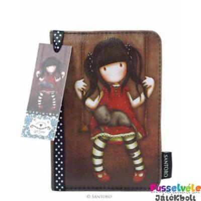 Gorjuss útlevéltartó - Ruby