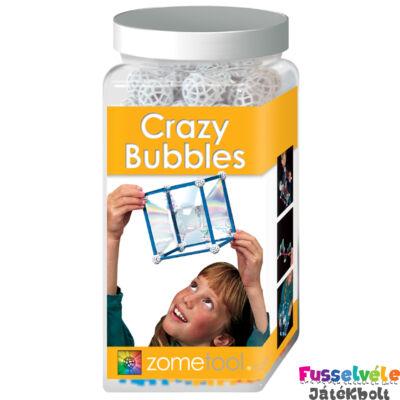 Zometool, Crazy Bubbles (Tudományos építőjáték, buborékok, 6-99 év)