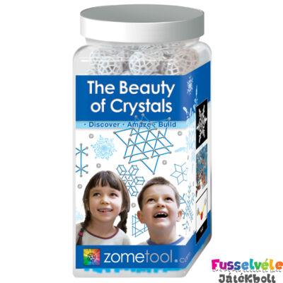 Zometool, Jégkristályok és Csillagok (Tudományos építőjáték, 6-99 év)