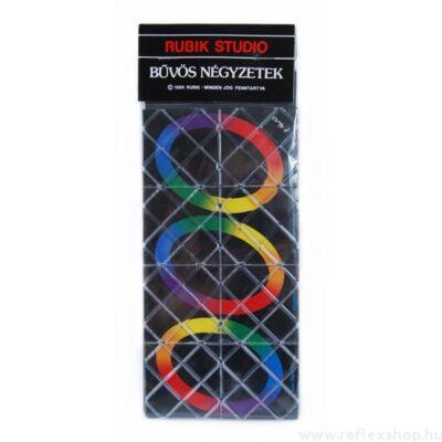 Rubik Karikavarázs 8-as - Bűvös négyzet
