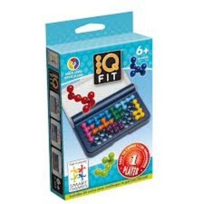 IQ Fit (Smart Games, logikai játék, 6-99 év)