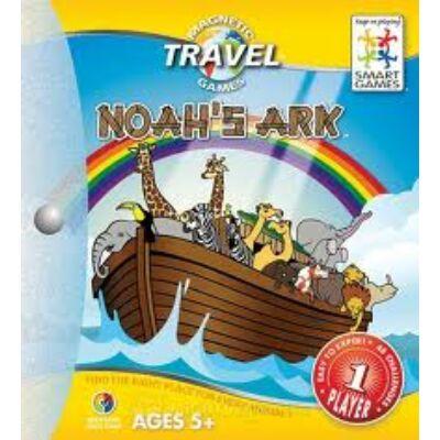 Magnetic Travel, Noé bárkája (Smart Games, logikai játék, 5-99 év)
