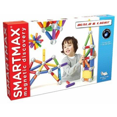 SmartMax, Építs és világíts! (Mágneses építőjáték, 2-8 év)