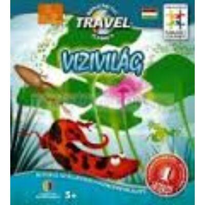 Magnetic Travel - Vizivilág (Smart Games, mágneses útijáték, 5-99 év)
