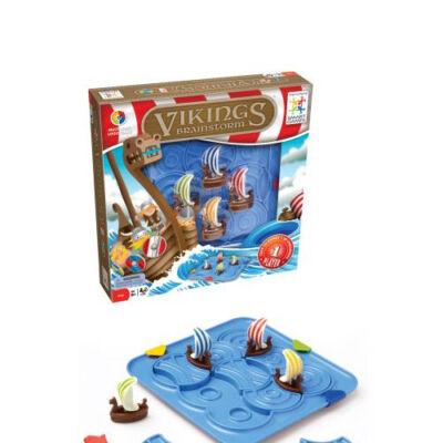 Vikingek (Smart Games, logikai játék, 6-99 év)
