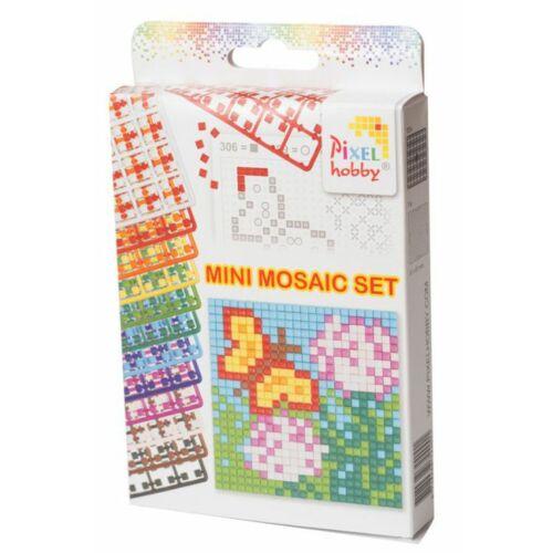 9bf78edb08 Pixelhobby Mini mosaic szett (1 kis alaplap + 12 szín) - Fusselvéle ...