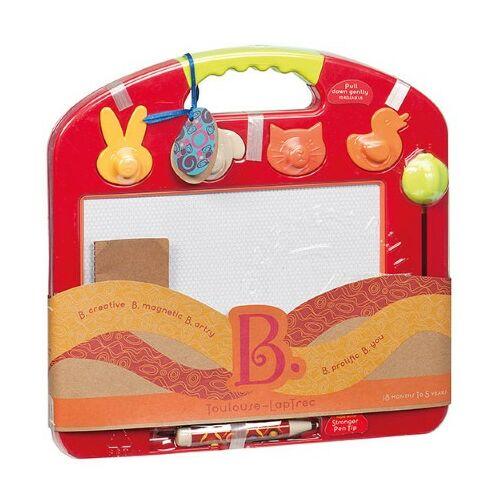 B.TOYS  Törölhető mágnespor rajztábla - TOMATO (1-4 év)