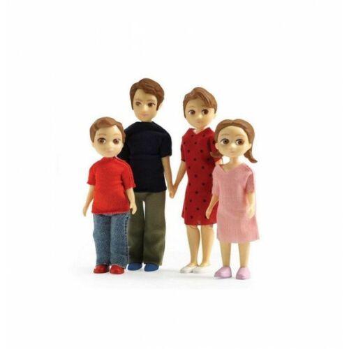 Djeco fehér baba család 1 - The family of Thomas & Marion