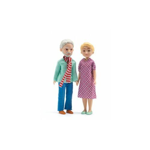 Djeco Nagyszülők (szerepjáték, 7816, 3-10 év)