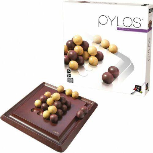 Pylos Classic (Gigamic, kétszemélyes stratégiai játék fából, 8-99 év)