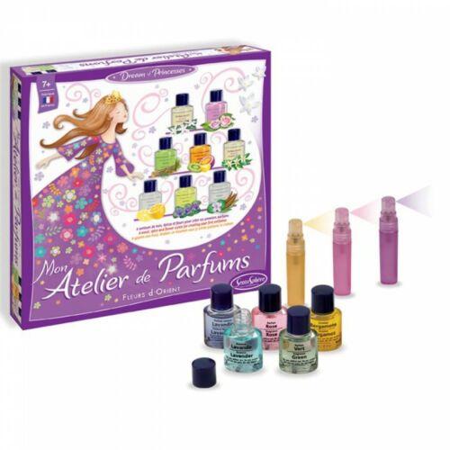 Parfüm készítő készlet, Hercegnő álma (Sentosphere, kreatív játék, 6-16 év)