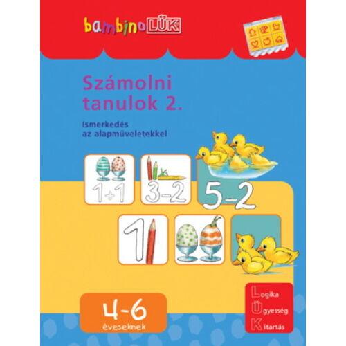 bambinoLÜK - Számolni tanulok 2.