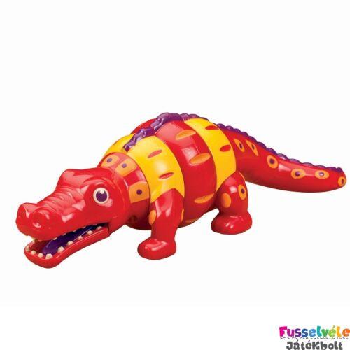 B.TOYS  Kattogó krokodil (2-5 év)