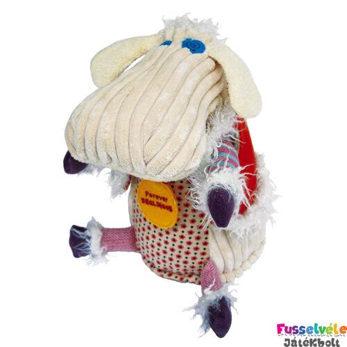 Plüssfigura, 26 cm-es, POILODOS, a bárány (Deglingos, 36503, gyerekjáték, 0-12 év)