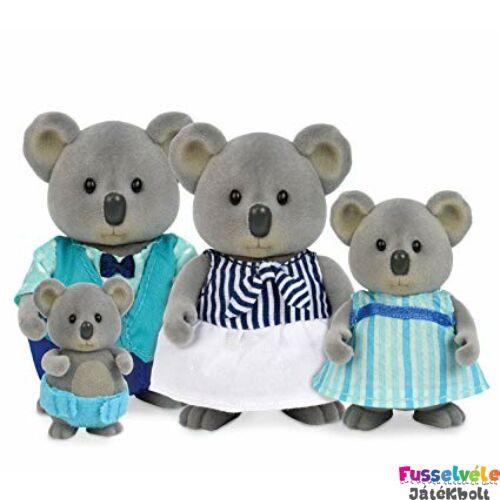 Lil Woodzeez - Koala Család