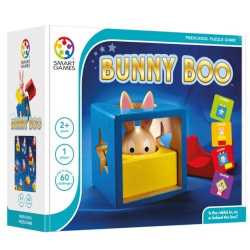 Bunny Boo (Smart Games, logikai játék kicsiknek, 2-5 év)
