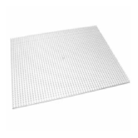 Pixelhobby Alaplap nagy, átlátszó - 40x50 pixel (10x12 cm)