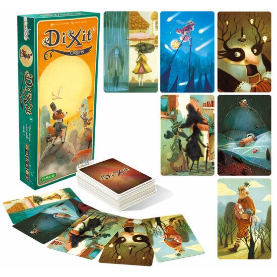Dixit 4 - Origins - Dixit kiegészítő kártyák