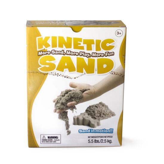Kinetic Sand™ - 2,5 kg (beltéri homok)